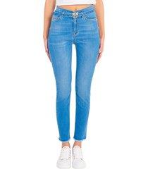 jeans skinny con cintura susan 12 1j10km y6kw