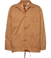lmc modern chore coat lmc toba dun jack beige levi's made & crafted