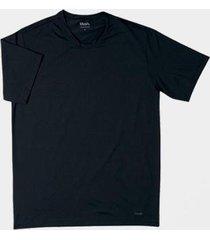 camiseta mash lisa em poliamida masculina - masculino