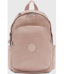 mochila delia rosado kipling