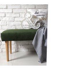 ławka ławeczka puf na wymiar tkanina zmywalna