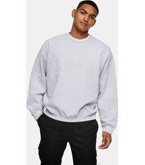 mens grey gray vertical tokyo sweatshirt