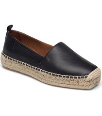 espadrilles 2665 sandaletter expadrilles låga svart billi bi