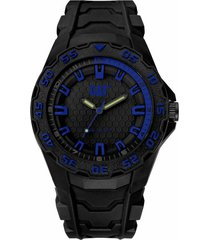 reloj negro cat motion evo