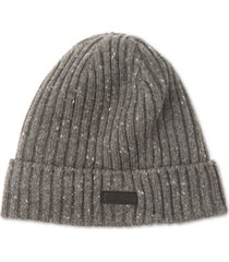 kenneth cole reaction men's donegal beanie