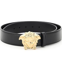 versace palazzo leather belt