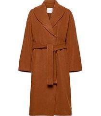 rida coat ochtendjas bruin storm & marie