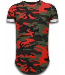 known camouflage t-shirt