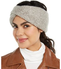 dkny fleece-lined headband