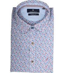 basefield overhemd multicolor met print 219015087/606
