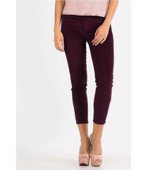 pantalones vinotinto derek 818116