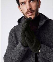 guanti cashmere uomo