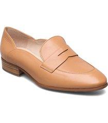 b-7611 ante loafers låga skor beige wonders