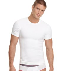 2(x)ist men's shapewear crew neck t shirt