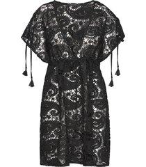 acapulco beach dress baddräkt badkläder svart missya
