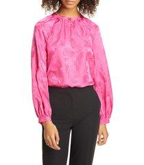 women's tanya taylor amy silk blouse