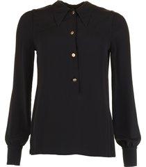 mauro grifoni blouse 22014/6 zwart