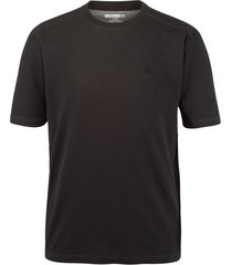 wolverine men's tremor short sleeve tee black, size xl