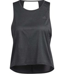 top adidas own the run tanktop