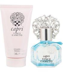 vince camuto women's capri eau de parfum 2-piece set - size 1.0 oz.