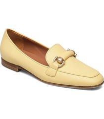 libby loafers låga skor gul notabene