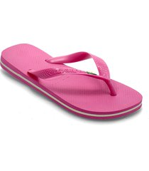 brasil shoes summer shoes flip flops rosa havaianas