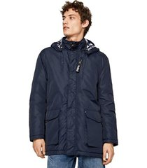parka jas pepe jeans teddy pm402143 dulwich