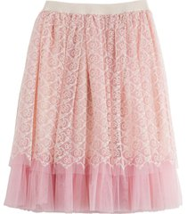 gucci tulle skirt