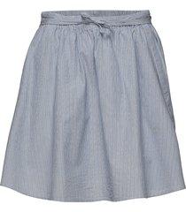 mason skirt kort kjol blå hunkydory