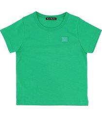 acne studios green t-shirt