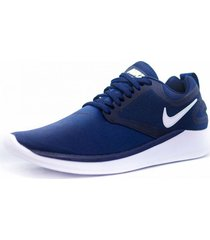 zapato nike lunarsolo azul aa4079-400