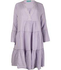 turquoise jurk 20002