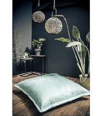 pufa siedzisko poduszka na podłogę xl zielona