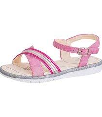 sandalia casual rosada lag