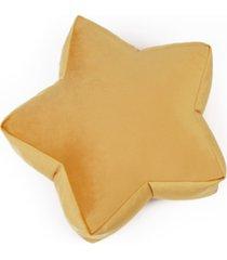 poduszka gwiazdka zawieszka żółta