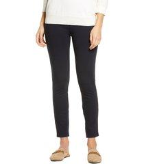 women's spanx the perfect black pant - four pocket tall leggings (regular tall & plus tall)