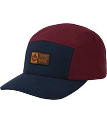 gorro runner canvas bitn bordeaux gnomo