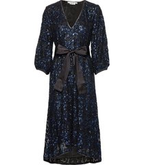 elviragz oz dress ye19 jurk knielengte blauw gestuz