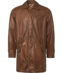 baracuta khaki g10 winter coat brcps0343-810