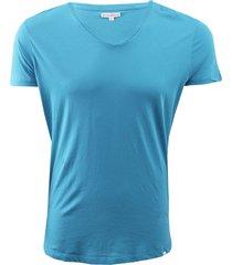 ob-v tailored fit v-neck t-shirt