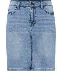 jeanskjol objwin new denim skirt