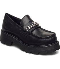 cosmo 2.0 loafers låga skor svart vagabond