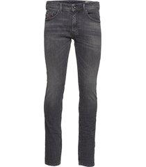 thommer-x l.34 trousers slim jeans grijs diesel men