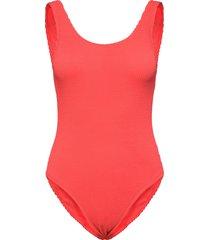 tulum swimsuit baddräkt badkläder rosa missya