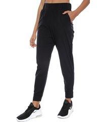 pantalón de buzo nike w nk bliss lx pant negro - calce regular