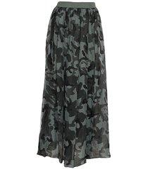 tiffany tiffany silkeskjol kamuflage, 16220