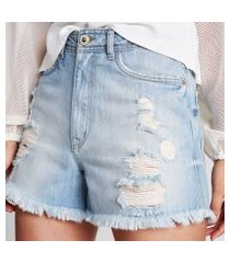 lez a lez - shorts califórnia destroyed jeans