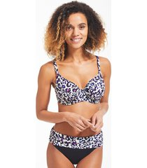 bonito underwire full cup eco bikini top