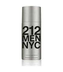 desodorante masculino carolina herrera 212 men 150ml único