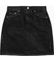 levis skirt decon iconic skirt